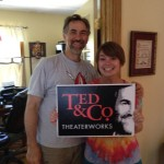 Ted and Jen